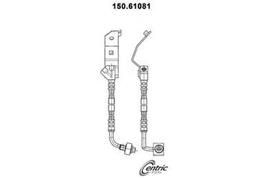 centric-CE 15061081 Fro