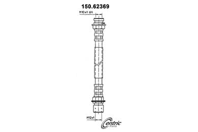 centric-CE 15062369 Fro
