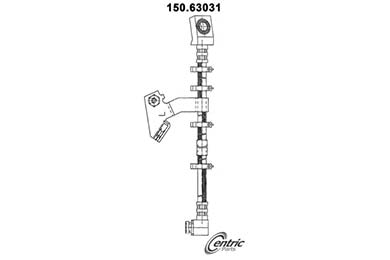 centric-CE 15063031 Fro