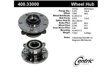 centric-CE 40033000E Fro