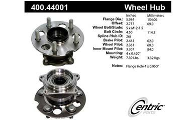 centric-CE 40044001E Fro