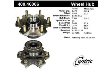 centric-CE 40046006E Fro