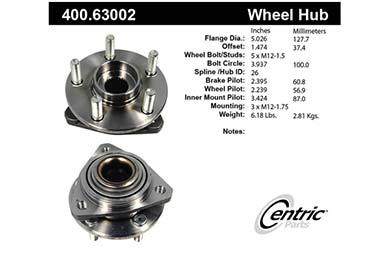 centric-CE 40063002E Fro