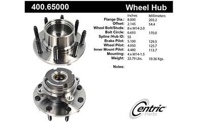 centric-CE 40065000E Fro