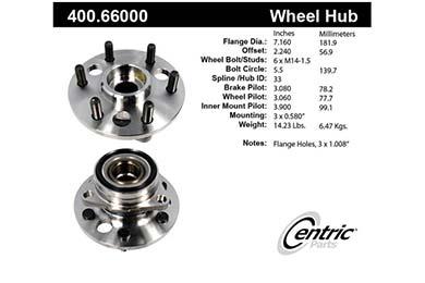 centric-CE 40066000E Fro