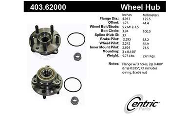 centric-CE 40362000E Fro