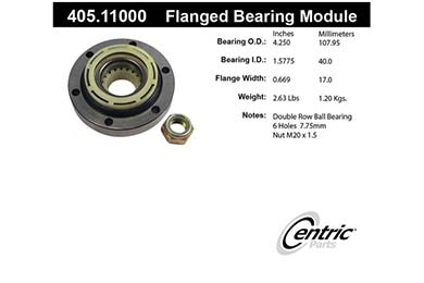 centric-CE 40511000 Fro