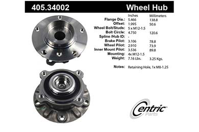 centric-CE 40534002 Fro