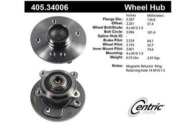 centric-CE 40534006E Fro