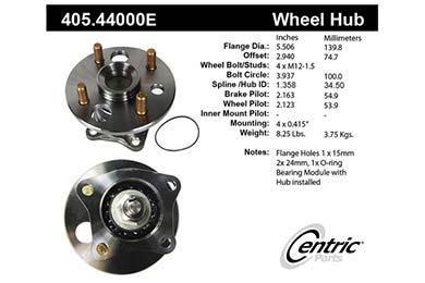 centric-CE 40544000E Cat