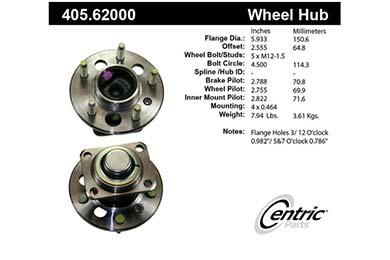 centric-CE 40562000E Fro