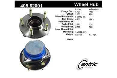 centric-CE 40562001E Fro