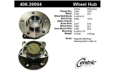 centric-CE 40639004E Fro