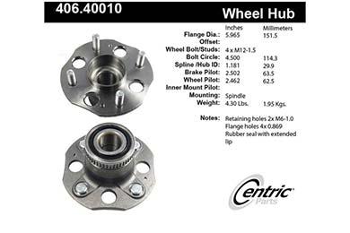 centric-CE 40640010E Fro