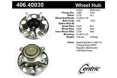 centric-CE 40640030 Cat