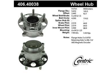 centric-CE 40640038 Cal