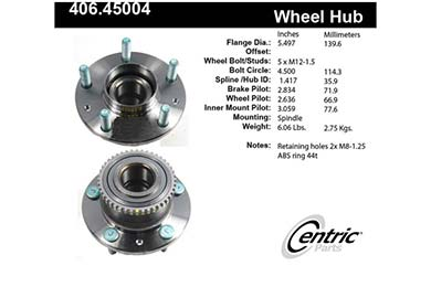 centric-CE 40645004 Fro