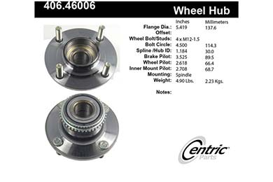 centric-CE 40646006E Fro