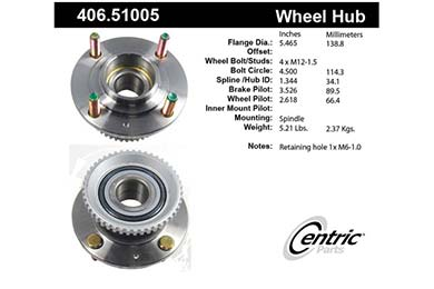 centric-CE 40651005 Fro