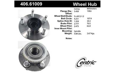 centric-CE 40661009 Fro