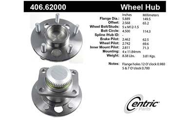 centric-CE 40662000E Fro