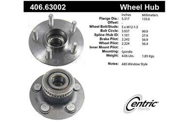 centric-CE 40663002E Fro