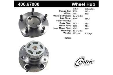 centric-CE 40667000E Fro