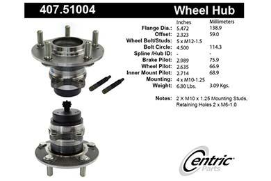 centric-CE 40751004 Cat