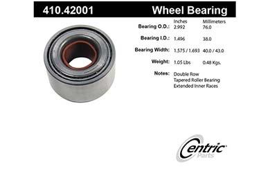centric-CE 41042001 Fro