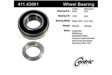 centric-CE 41143001 Fro
