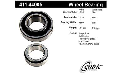 centric-CE 41144005 Fro