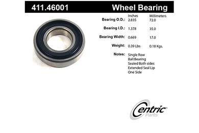 centric-CE 41146001 Fro
