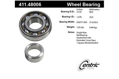 centric-CE 41148006 Fro