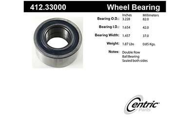 centric-CE 41233000 Fro