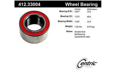 centric-CE 41233004 Fro