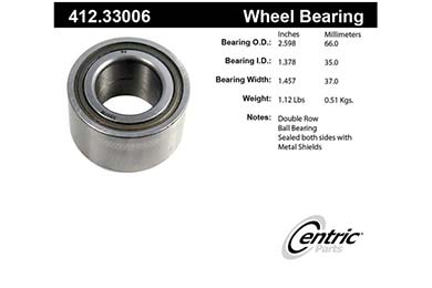 centric-CE 41233006 Fro