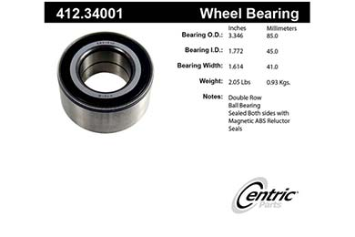 centric-CE 41234001 Fro