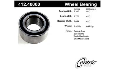 centric-CE 41240000 Fro