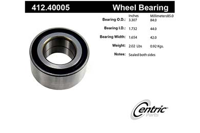 centric-CE 41240005 Fro