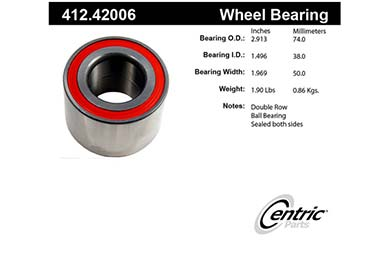 centric-CE 41242006 Fro