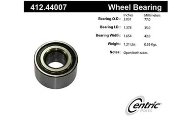 centric-CE 41244007 Fro