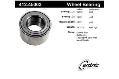 centric-CE 41245003 Fro