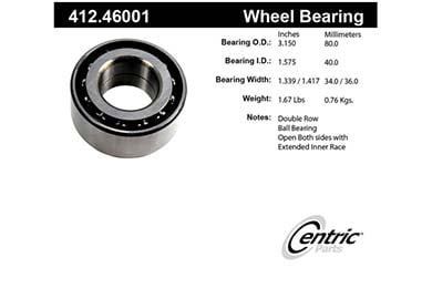 centric-CE 41246001 Fro
