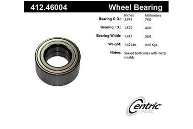 centric-CE 41246004 Fro