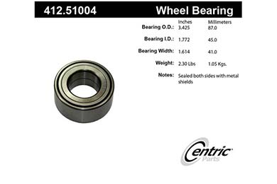 centric-CE 41251004 Fro