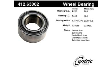 centric-CE 41263002 Fro