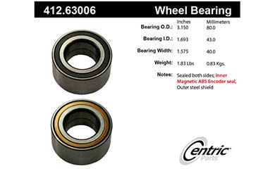 centric-CE 41263006 Fro