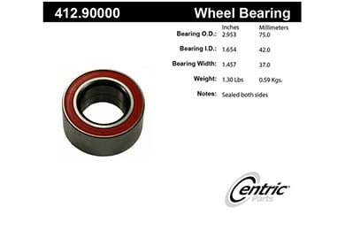 centric-CE 41290000 Fro