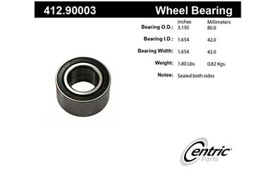 centric-CE 41290003 Fro