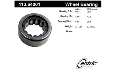 centric-CE 41364001 Fro